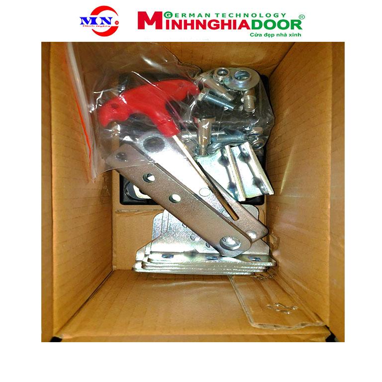 motor cua cong tay don master 300kg