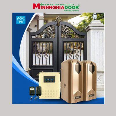cửa cổng mở điện